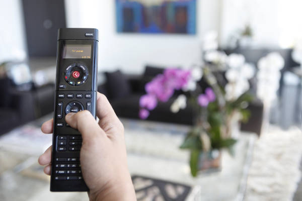 Control4 Lifestyle Remote