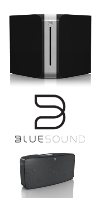 Bluesound Here Now!