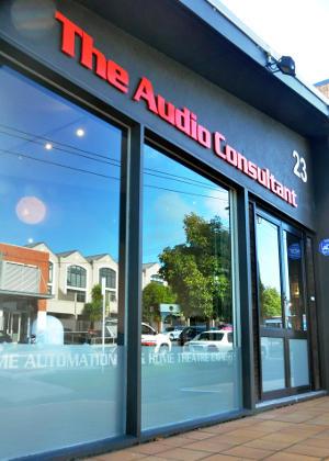 Auckland Shop Front
