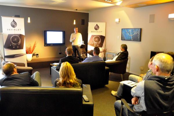 New Zealand Devialet Workshop