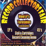 Record Collector's Fair 25 October 2014