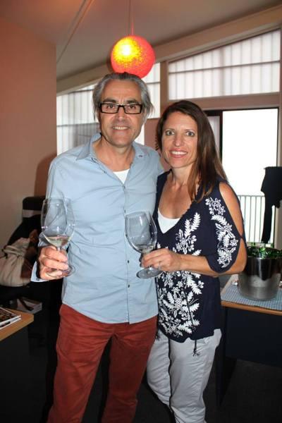 John Belsham & Kelly Brown