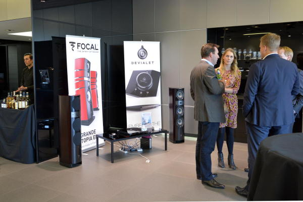 Devialet & Focal liven up things at McLaren Auckland