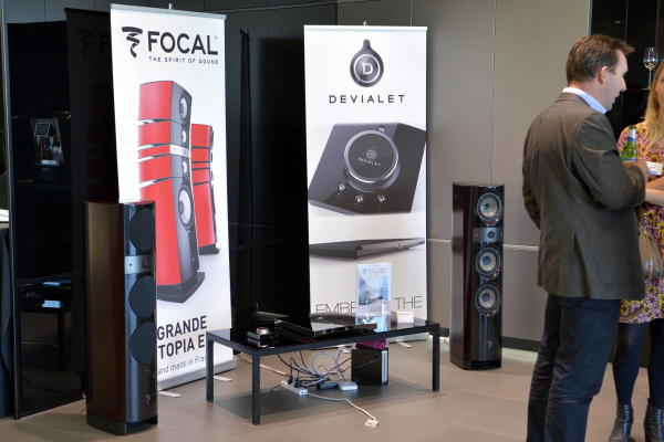 Devialet 250 & Focal Electra 1028 BE