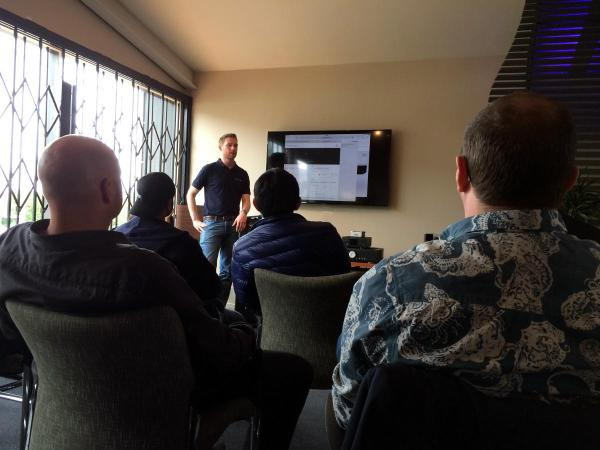 Devialet Industry Event at The Audio Consultant Auckland