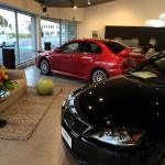 Gulliver's new showroom in Newmarket