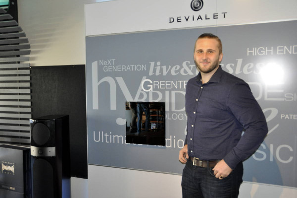 The Audio Consultant Devialet Event July 2015